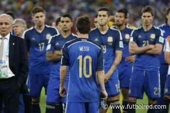 Mundialista con Argentina busca equipo: apuntó contra Boca y Racing - FutbolRed