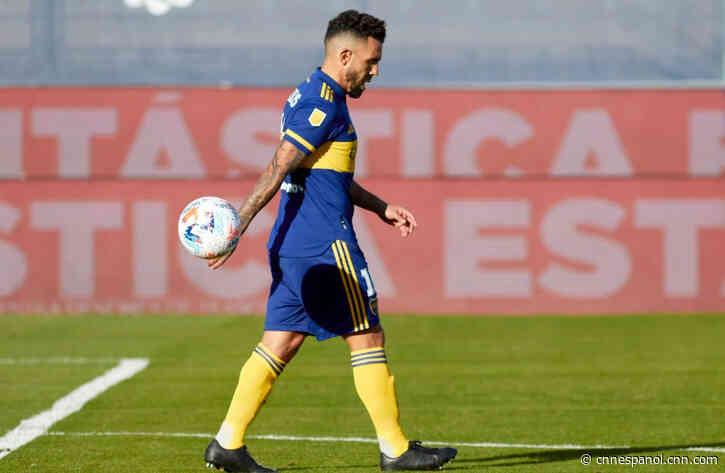 Carlos Tevez, uno de los máximos ídolos del futbol argentino, anuncia su salida de Boca Juniors - CNN