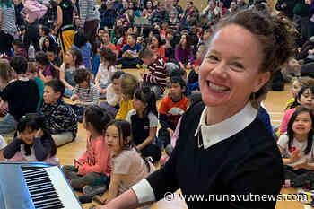 Iqaluit's Mary Piercey-Lewis named 2021 MusiCounts Teacher of the Year - NUNAVUT NEWS - Nunavut News