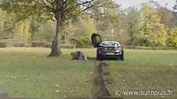 Vidéo : cette course-poursuite anglaise est digne d'un bon film d'action ! - Autoplus.fr