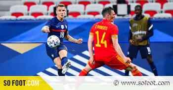 Lucas Digne, doublure épaisse / Euro 2020 / Équipe de France / SOFOOT.com - SO FOOT