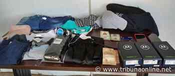 Em Taquaritinga (SP): PM detém quatro pessoas que aplicaram golpe no comércio local usando documentos falsos - Tribuna On Line