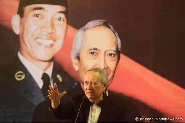 Luncurkan Buku Bung Karno, Guntur Ingin Kenalkan Sosok Soekarno dengan Cara Sederhana - SINDOnews.com