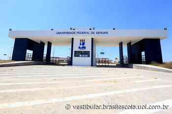 UFS abre inscrições do Vestibular 2021 via Enem do campus Lagarto - Brasil Escola
