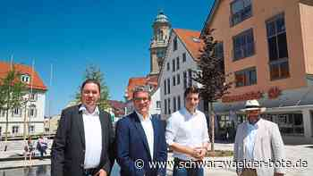Hechingen - Büroleiterin lernt jetzt Schwäbisch - Schwarzwälder Bote