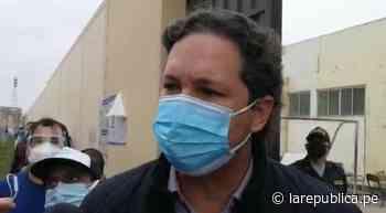 Salaverry: No quiero cinco años más de corrupción en mi país lrnd - LaRepública.pe