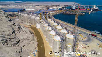 Trujillo: obras del Puerto de Salaverry registran un avance de más del 75% - Radio Nacional del Perú
