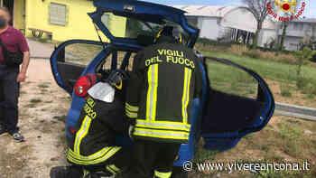 Camerano: incidente sulla direttissima del Conero, in due all'ospedale - Vivere Ancona