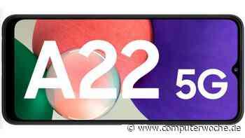Galaxy A22 5G: 5G-Smartphone für knapp über 200 Euro