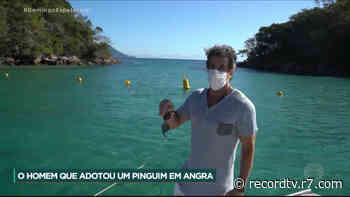 50 por 1 : Alvaro Garnero mostra as maravilhas de Angra dos Reis (RJ) - Record TV
