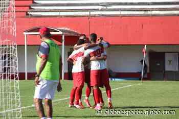 America-RJ e Angra dos Reis empatam em 1 a 1 na estreia da Série A2 do Carioca - globoesporte.com