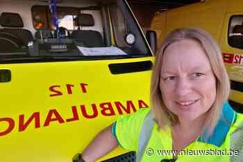 Vriendenkring brandweer Lennik houdt pannenkoekenbak voor collega-ambulancier: in oktober 2020 besmet met corona en nog altijd op de sukkel