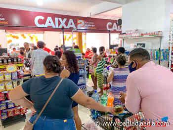 Master inaugura Supermercado no bairro Bandeirantes em clima de festa ; veja fotos - BAHIA DIA A DIA