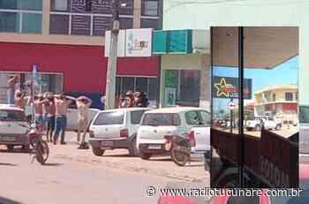 Cooperativas de Nova Bandeirantes foram assaltadas por homens fortemente armados - Rádio Tucunaré - A serviço da Informação de Juara e região