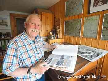 Heinz Kossiek (82) gibt das Amt als Ortsheimatpfleger für Bielefeld-Brake nach fast 55 Jahren ab: Dienstältester Heimatpfleger in NRW - Westfalen-Blatt