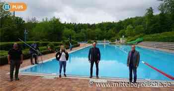 In Parsberg beginnt der Badespaß - Mittelbayerische