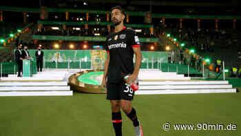 Bayer Leverkusen verlängert mit Ex-Nationalspieler Karim Bellarabi - 90min