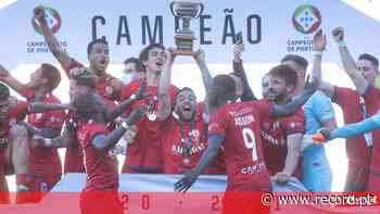 Trofense derrota Estrela da Amadora e conquista Campeonato de Portugal - Record