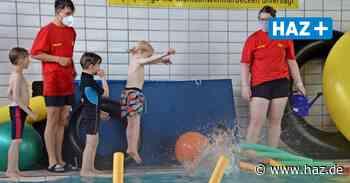 Isernhagen: Schwimmkurse im Hallenbad starten nach Corona-Pause wieder - Hannoversche Allgemeine