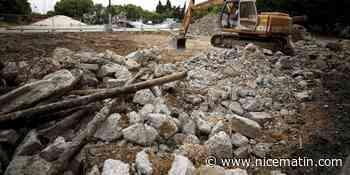 Trois terrains de beach arrivent cet été au Fort Carré à Antibes - Nice-Matin