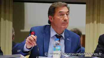 Bernard Debaecker absent du conseil municipal d'Hazebrouck depuis plusieurs mois - L'Indicateur des Flandres
