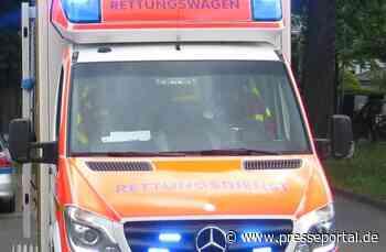 POL-ME: 71-Jähriger bei Alleinunfall schwer verletzt - Haan - 2106006 - Presseportal.de