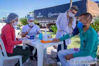 Prefeitura de Gurupi realiza barreiras sanitárias nas entradas da cidade para prevenir novos casos de Covid-19 - G1
