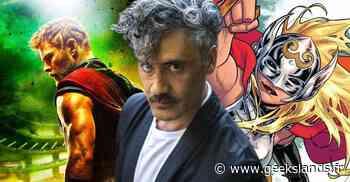 "Thor 4 : Taika Waititi annonce que ce sera son film le plus ""fou"" - Geeks Lands"