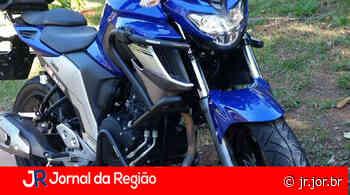 Moto furtada em Campo Limpo Paulista | JORNAL DA REGIÃO - JORNAL DA REGIÃO - JUNDIAÍ