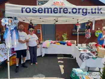 Rosemere funds boosted by visitors to Ribchester's May Market - Lancashire Post