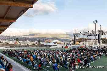 Casi 600 personas asistieron al concierto de Coque Malla en Los Llanos de Aridane - elapuron.com
