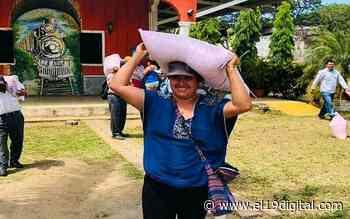 Gobierno de Nicaragua entrega bonos tecnológicos a productores de San Marcos, Carazo - El 19 Digital