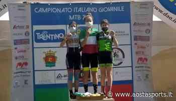 Ciclismo: Sofia Guichardaz campionessa d'Italia Esordienti a Pergine-Valsugana - Aostasports.it