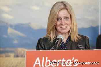 Alberta NDP's Notley promises to make Alberta green energy powerhouse - Lacombe Express