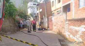 Incêndio atinge casa no município de Colatina - Cidades - R7 Folha Vitória - HORA 7