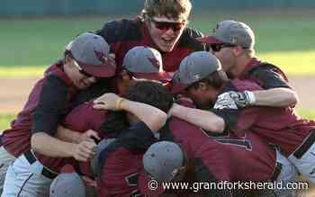 Langdon-EM adds to its trophy case by winning the state Class B baseball championship - Grand Forks Herald