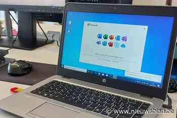 Kwetsbare jongeren in Beerse ontvangen laptops