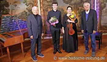Im Juli wieder Live-Konzerte im Schloss - Bad Krozingen - Badische Zeitung
