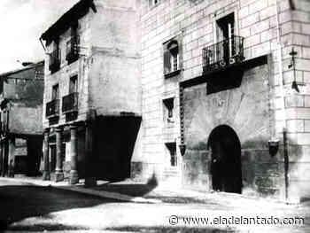 El 'ensanche' del siglo XIX en el barrio de Santa Eulalia - El Adelantado de Segovia
