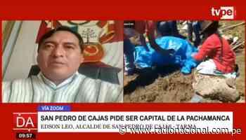 Junín: San Pedro de Cajas pide ser capital de la pachamanca - Radio Nacional del Perú