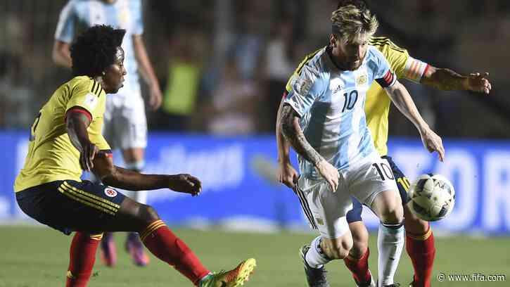 Pressure intensifies for South American hopefuls