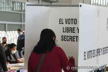 Vota a Erika Rodríguez 44% de ciudadanos en el distrito VIII Actopan - Criterio Hidalgo