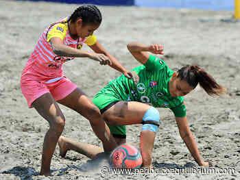 Corral de Mulas y El Espino comparten liderato femenino de Fútbol Playa - Periódico Equilibrium