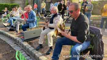 Le jardin du musée de Bergues comme lieu de répétition - L'Avenir de l'Artois