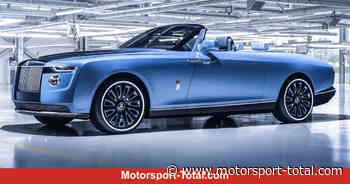 Gehört Jay-Z der megateure Rolls-Royce Boat Tail? - Motorsport-Total.com