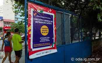 Detran.RJ abre posto do Largo do Machado para circuito cultural - Jornal O Dia