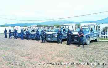 Más seguridad en Tequisquiapan ante elecciones - El Sol de San Juan del Río