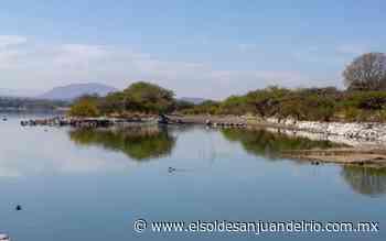 Presa en Tequisquiapan se recupera - El Sol de San Juan del Río
