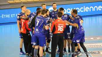 Handball : le Saran Loiret Handball en finale de Proligue après sa victoire face à Cherbourg - France Bleu