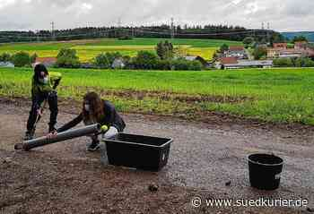 Jugendfeuerwehr Kommingen-Riedöschingen-Nordhalden lernt viel rund um die ...   SÜDKURIER Online - SÜDKURIER Online